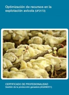 UF2172 - Optimización de recursos en la explotación avícola