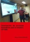 Tutorización de acciones formativas para el empleo. UF1646 (Ed. 2019).