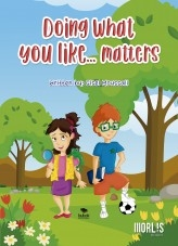 Libro DOING WHAT YOU LIKE... MATTERS, autor GiselMoussali