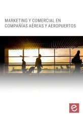Libro Marketing y Comercial en Compañías Aéreas y Aeropuertos, autor Editorial Elearning