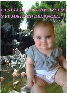 La niña de los ojos azules y el misterio del ángel.