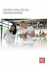 Libro Calidad Total, autor Editorial Elearning