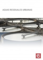 Libro Aguas residuales urbanas, autor Editorial Elearning