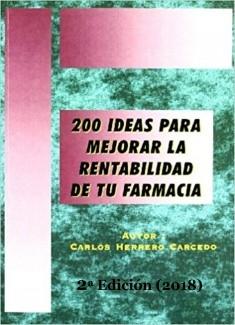 200 IDEAS PARA MEJORAR LA RENTABILIDAD DE TU FARMACIA