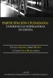 Participación ciudadana:experiencias inspiradoras en España