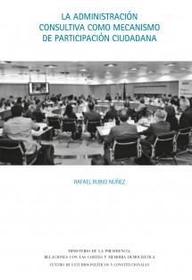 La administración consultiva como mecanismo de participación política