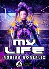 Libro Mylife, autor Adrián Gonzalez
