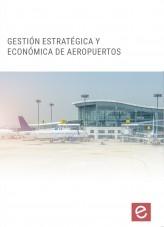 Libro Gestión estratégica y económica en aeropuertos, autor Editorial Elearning