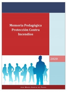 Memoria Pedagógica Protección Contra Incendios