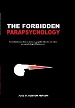 Libro The Forbidden Parapsychology, autor Jose Maria Herrou Aragon