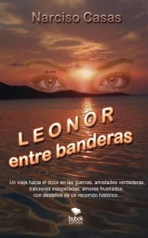 LEONOR ENTRE BANDERAS