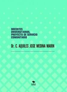 DOCENTES UNIVERSITARIOS, PROYECTO DE SERVICIO COMUNITARIO