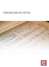 Libro Contabilidad de costes, autor Editorial Elearning