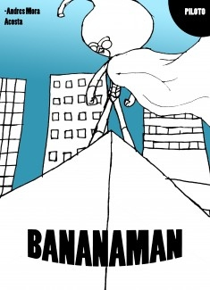 Bananaman num 1