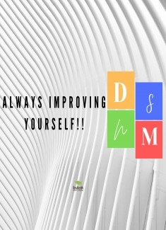 Always Improving Yourself - Beginners BookDmS