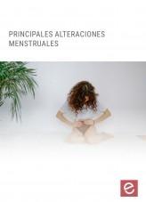 Libro Principales Alteraciones Menstruales, autor Editorial Elearning
