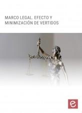 Libro Marco legal. Efecto y minimizacion de vertidos, autor Editorial Elearning