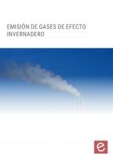 Libro Emisión de gases de efecto invernadero, autor Editorial Elearning