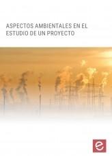 Libro Aspectos ambientales en el estudio de un proyecto, autor Editorial Elearning