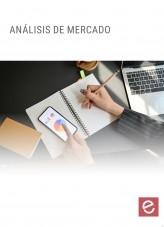 Libro Análisis de Mercado, autor Editorial Elearning