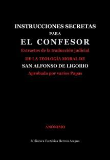 Instrucciones secretas para el confesor