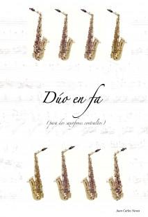 Dúo en Fa para dos saxofones en Mib