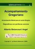 Acompañamiento Gregoriano