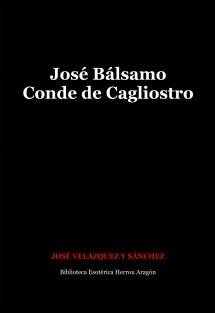 José Bálsamo. Conde de Cagliostro