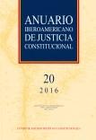 Anuario Iberoamericano de Justicia Constitucional, nº 20, 2016