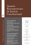 Anuario Iberoamericano de Justicia Constitucional, nº 22, 2018