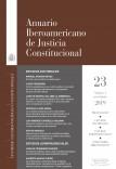 Anuario Iberoamericano de Justicia Constitucional, nº 23-1, enero-junio, 2019