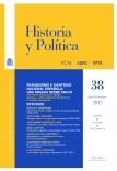 Historia y Política, nº 38, julio-diciembre, 2017