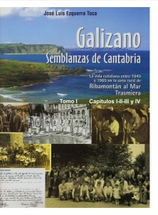 GALIZANO SEMBLANZAS DE CANTABRIA TOMO PRIMERO