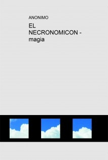 EL NECRONOMICON - magia