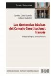 Las sentencias básicas del Consejo Constitucional francés