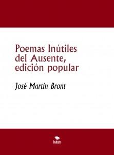 Poemas Inútiles del Ausente, edición popular