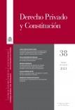 Derecho Privado y Constitución, nº 38, 2021