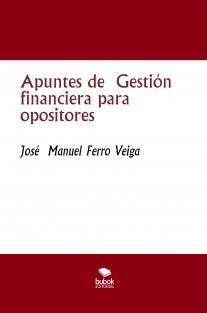 Apuntes de Gestión financiera para opositores